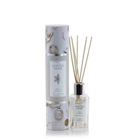 Scented Home White Christmas 150ml Reed Diffuser (2020)