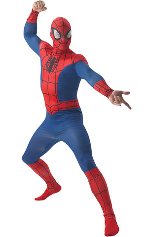 Adult Spiderman Mens Costume