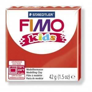 Fimo Kids 42g: Red