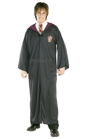 Adult Harry Potter Gryffindor Robe Costume: Standard