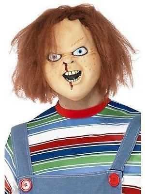 Chucky Mask Adult One Size New Latex Licensed Mask