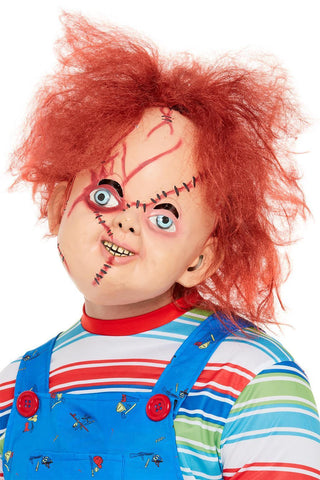 Adult Chucky Latex Mask