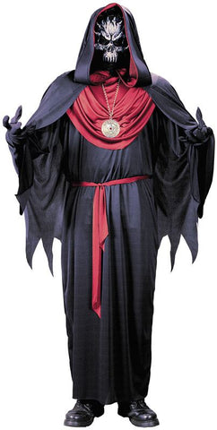 Adult Emperor Of Evil Mens Costume