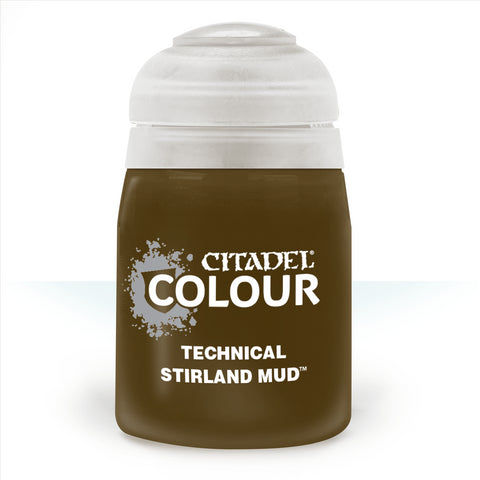 Stirland Mud - 24ml - Technical - Games Workshop Paint