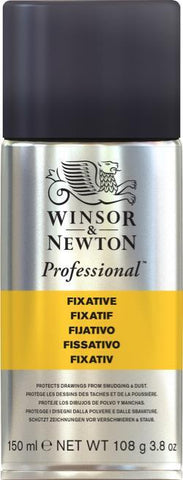 Winsor & Newton Professional Fixative 150 ml