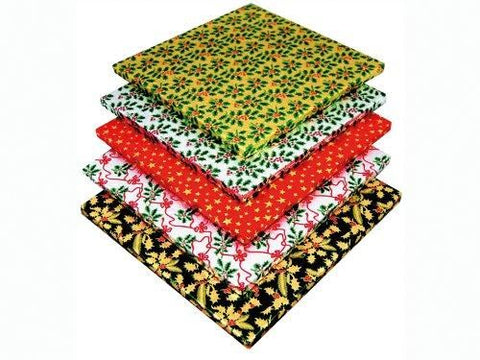 10 Cake Board Square Christmas De