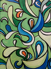 """Water and Vine"" - Giclee Reproduction"