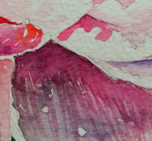 """Plush Peony"" - Giclee Reproduction of Watercolor painting"