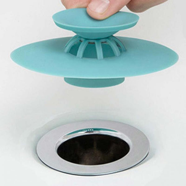 2 in 1 Ultimate Drain Stopper