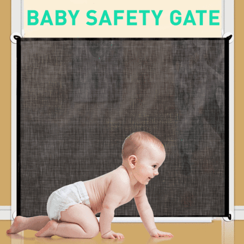 SafetyGate - Mark Your Safe Zones!