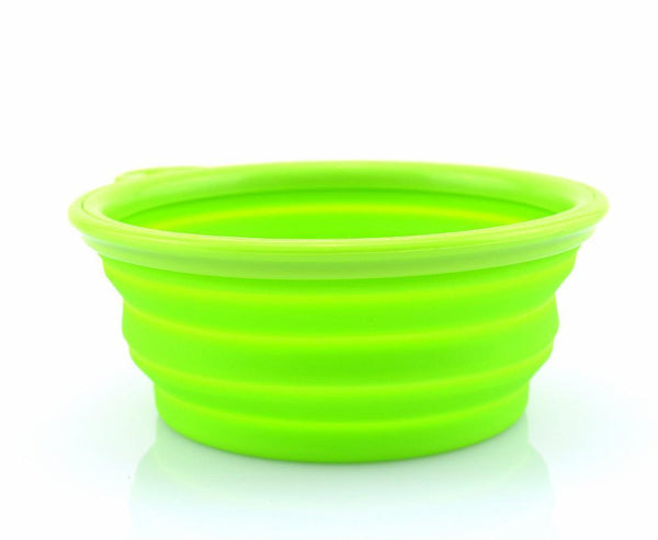 Pet Dog Travel Folding Bowl