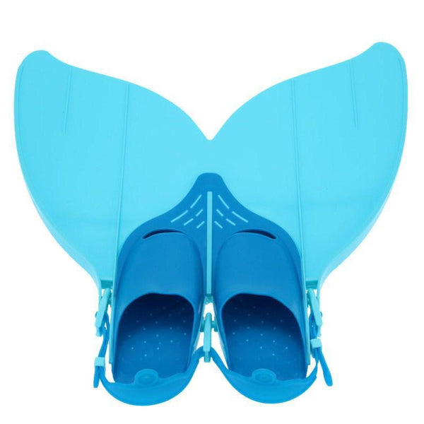 Mermaid Swim Fin for teenagers.