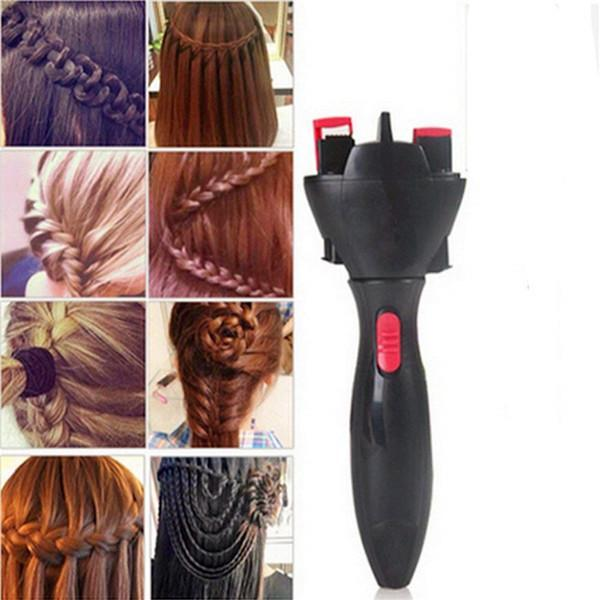 DIY Hair Braiders Braid Automatic Smart Quick Easy Hair Braiding Hairstyle