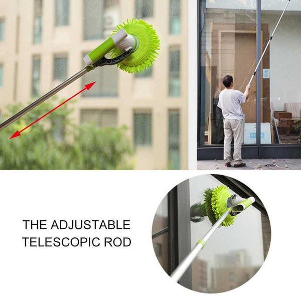 Adjustable Rotating Electric Mop