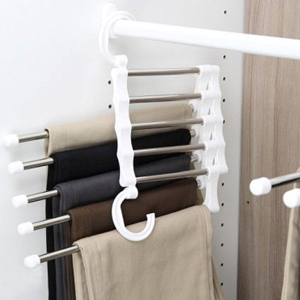 5 IN 1 MAGIC TROUSER RACK