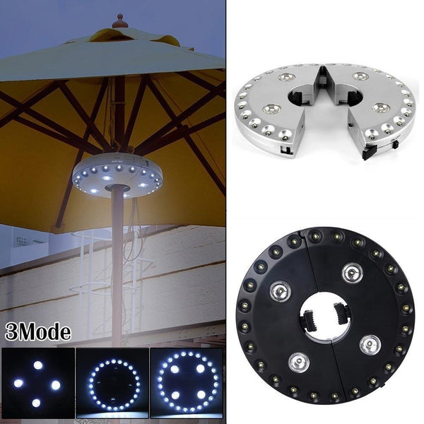 Brightly Shines - 28LED Umbrella Pole Light