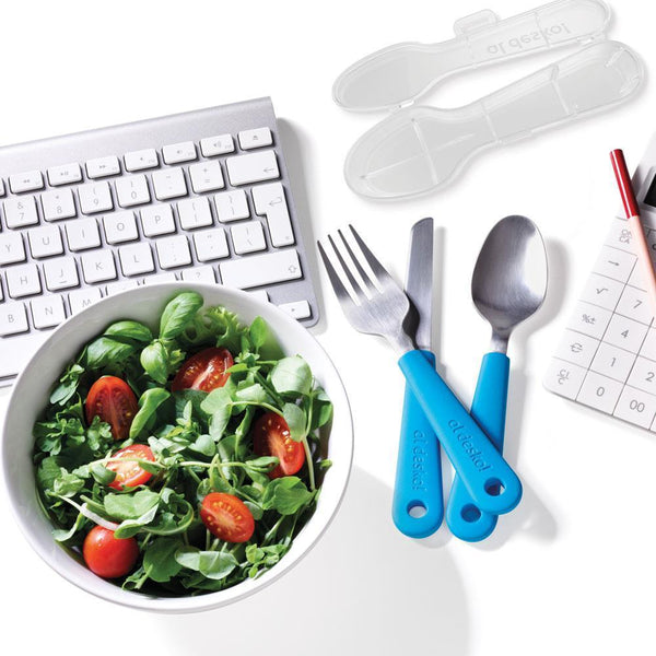 New Soda Al Desko Cutlery Set