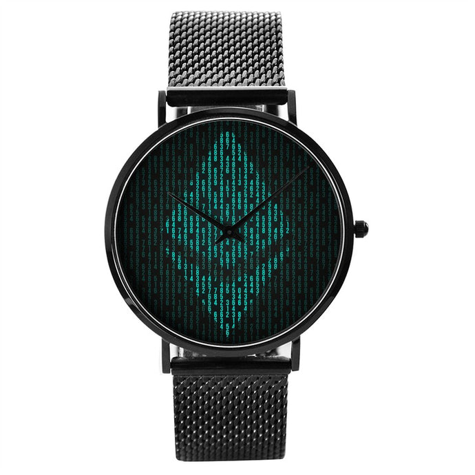 Ethereum Quartz Watch | Cryptotshirt.com