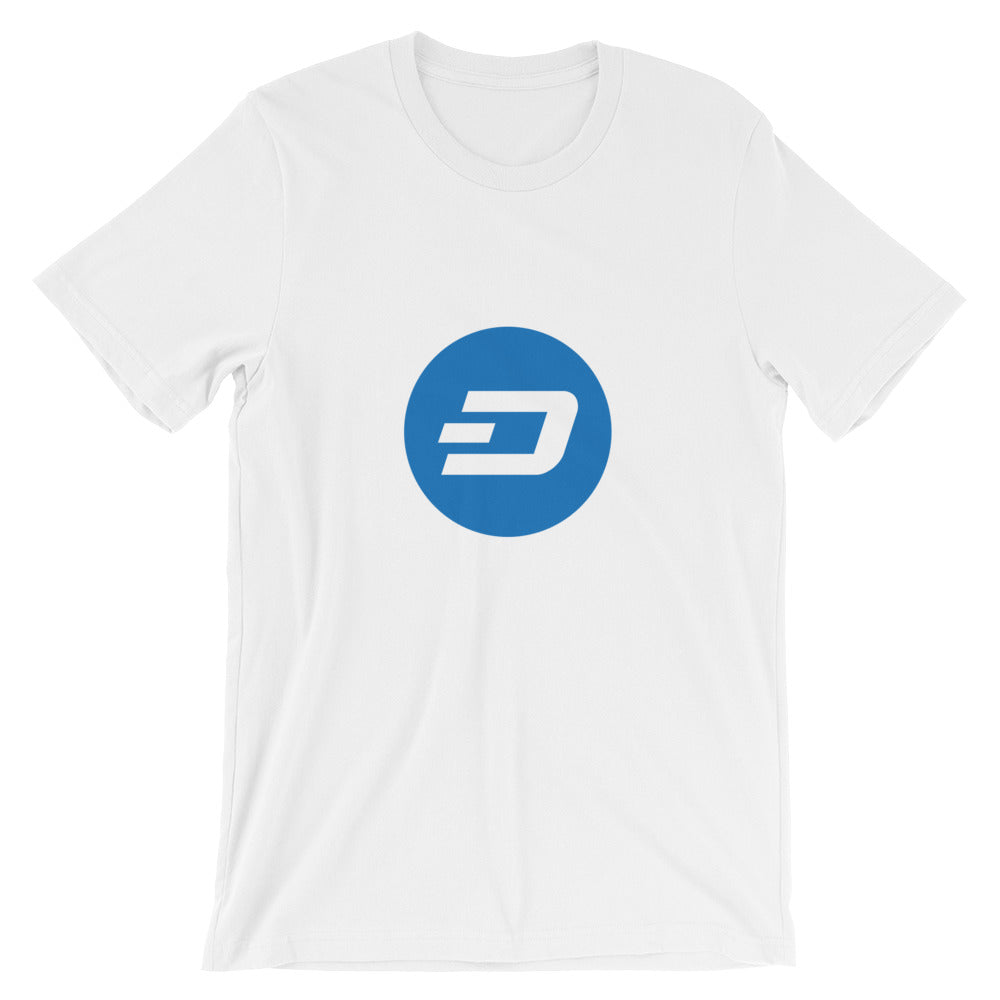 Dash Short-Sleeve T-Shirt | Cryptotshirt.com