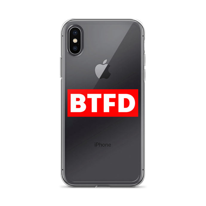 BTFD iPhone Case | Cryptotshirt.com