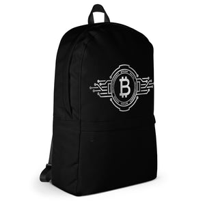 Elite Bitcoin Backpack | Cryptotshirt.com