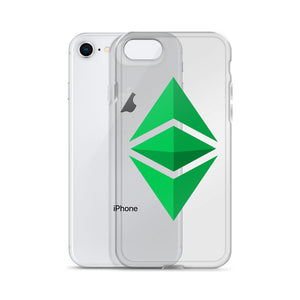 Ethereum Classic iPhone Case | Cryptotshirt.com