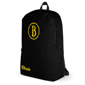 Bitcoin Backpack | Cryptotshirt.com