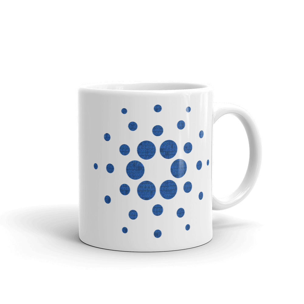 Cardano Ceramic Coffee Mug | Cryptotshirt.com