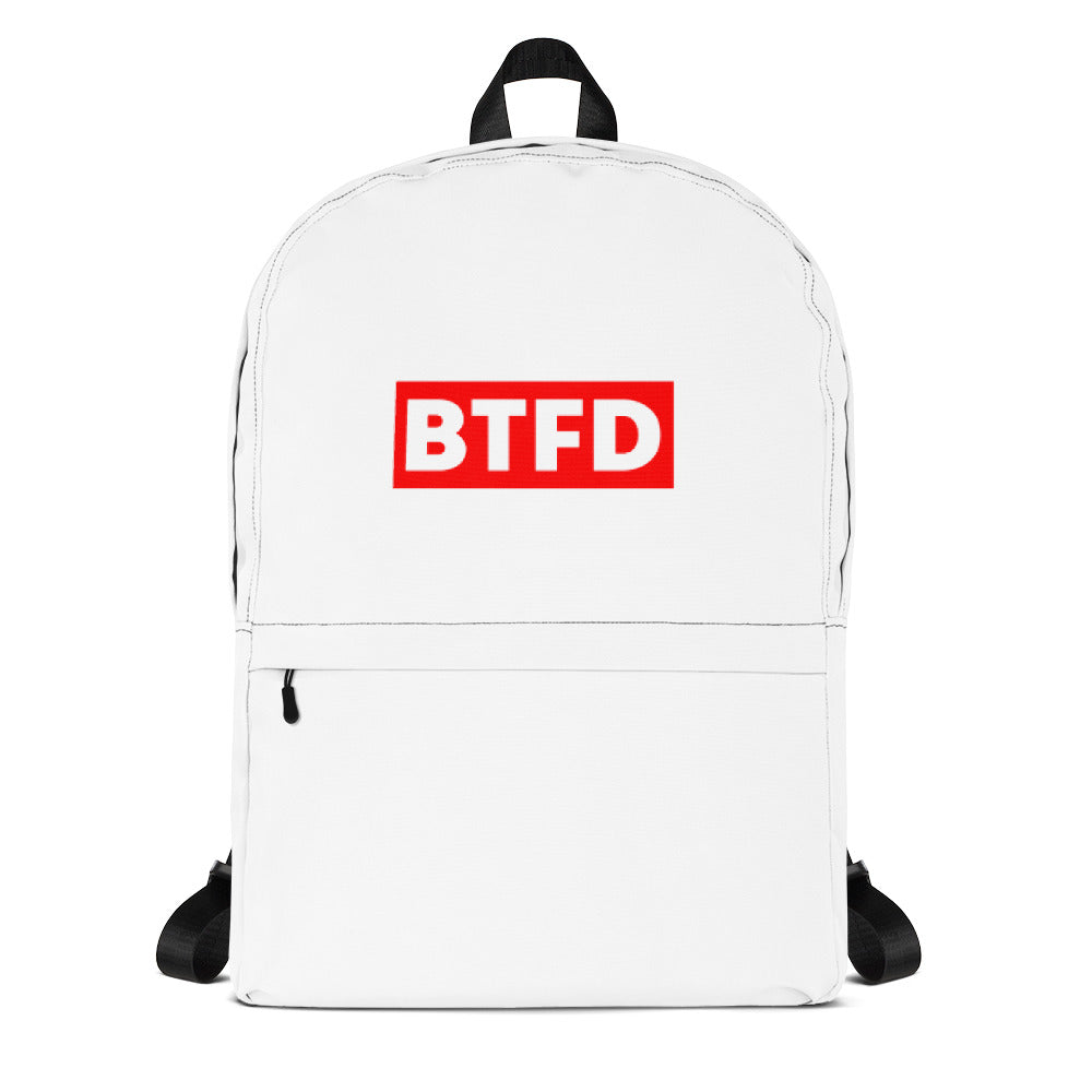 BTFD Backpack | Cryptotshirt.com