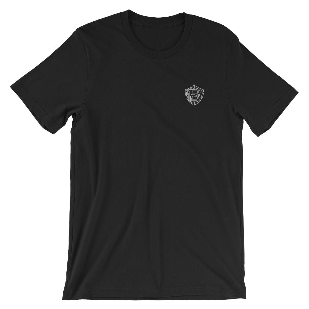Super Bitcoin Short-Sleeve T-Shirt | Cryptotshirt.com