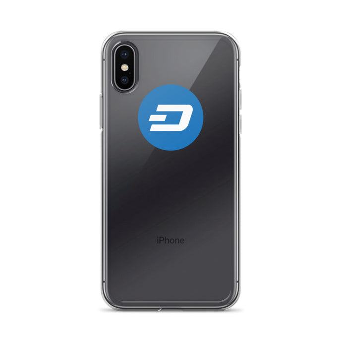 Dash iPhone Case | Cryptotshirt.com