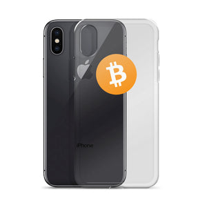 Bitcoin iPhone Case | Cryptotshirt.com