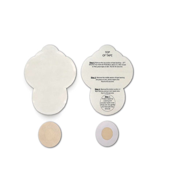 Pure Style Size Regular Breast Tape