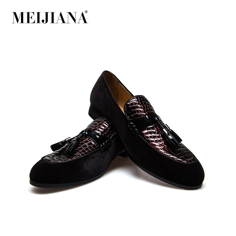 94c6425f73b ... New 2017 Men Shoes Leather Top Brand Men s Oxfords Dress Shoes Spring Autumn  Loafers Fashion Mens ...
