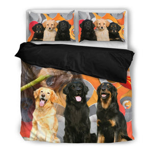 Cute Hovawart Bedding Set- Free Shipping