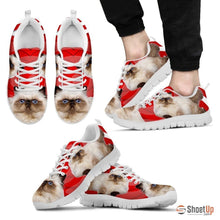 Himalayan Cat Print Running Shoes For Men-Free Shipping