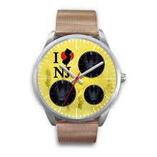 Amazing German Shepherd New Jersey Christmas Special Wrist Watch-Free Shipping