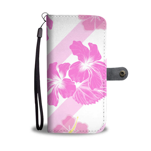 Hibiscus Stripe Mobile Wallet