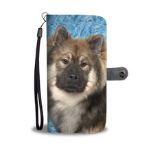 Eurasier Dog Print Wallet Case-Free Shipping