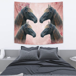 Amazing Tennessee Walker Horse Print Tapestry-Free Shipping