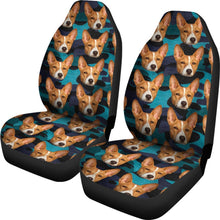 Basenji Dog Patterns Print Car Seat Covers-Free Shipping
