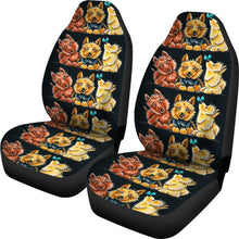 Cute Australian Terrier Print Car Seat Covers-Free Shipping