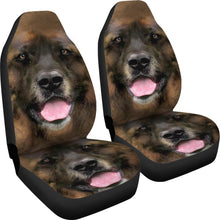 Leonberger Dog Print Car Seat Covers- Free Shipping