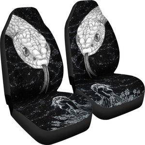 Snake Print Car Seat Covers-Free Shipping