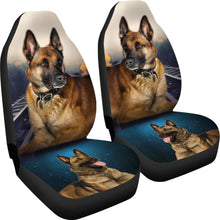 Belgian Malinois Print Car Seat Covers-Free Shipping