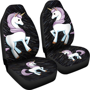 Cute Unicorn Print Car Seat Covers-Free Shipping