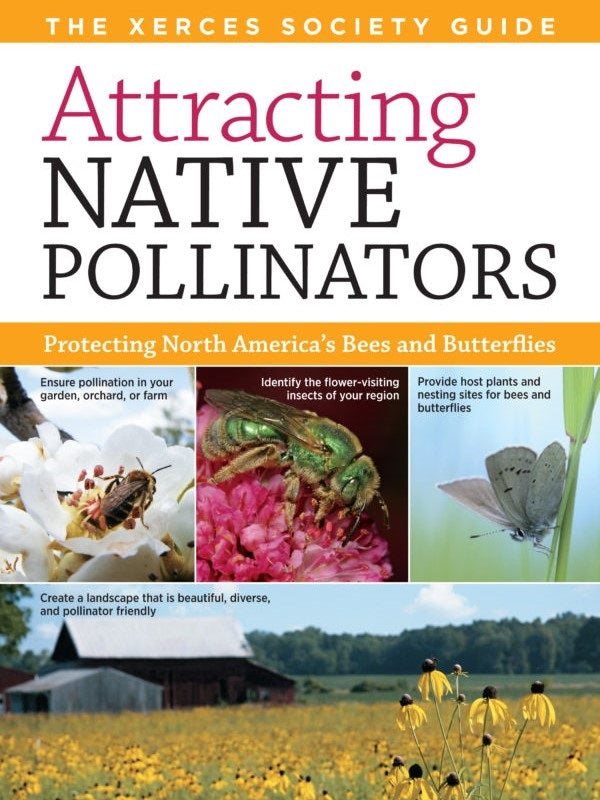 Attracting Native Pollinators Donation