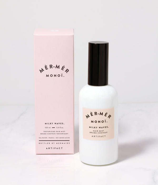 Mèr-Mèr Monoï Milky Waves Hair Mist
