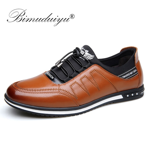 BIMUDUIYU Handmade Genuine Leather Men Loafers Shoes Fashion Sneakers Casual Shoes Comfortable Slip On Men Flats From Touchy Style Outfit Accessories (  ) | Cute Phone Cases |Casual Shoes| Cool Backpack| Charm Jewelry| Simple Cheap Watches, and more.