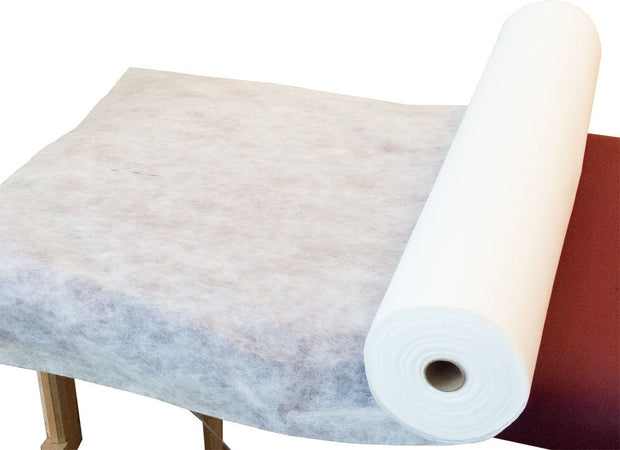 "Non-Woven Fabric Table/Bed Sheet 30""W"